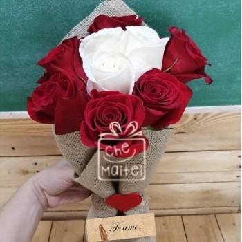 Ramo Combinado de Rosas